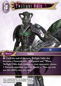Twilight Odin - 5-101H - H