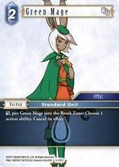 Green Mage - 5-137C - C - Foil