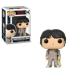 Pop! Tv 546: Stranger Things Season 2 - Ghostbuster Mike