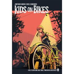 Kids On Bikes Rpg: Core Rule Book
