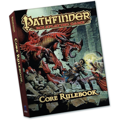 Pathfinder Roleplaying Game: Core Rules - Pocket Edition