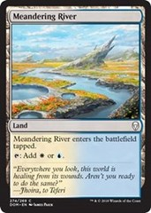 Meandering River (Dominaria) - Planeswalker Deck Exclusive