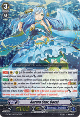 Aurora Star, Coral - G-CB07/007EN - RRR on Channel Fireball
