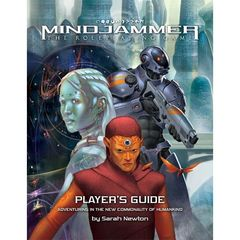 Mindjammer - The Player's Guide