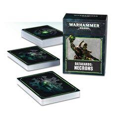 Datacards: Necrons (Eng)