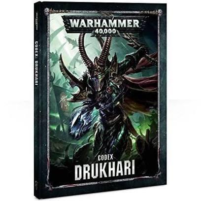 Warhammer 40k Codex Drukhari