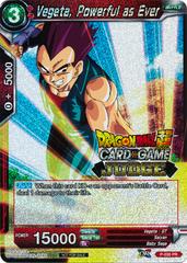 Vegeta, Powerful as Ever (Judge PR) (Foil Version) - P-030 - PR