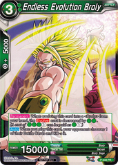 Endless Evolution Broly (Foil Version) - P-033 - PR