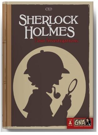 Graphic Novel Adventure #5 Sherlock Holmes Hc