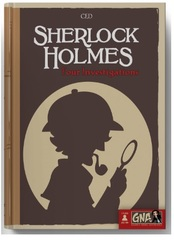 Graphic Novel Adventure #5 Sherlock Holmes Hc