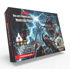 Dnd Monster Paint Set