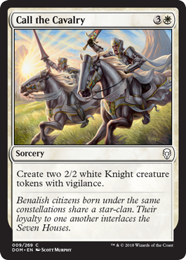 Call the Cavalry - Foil