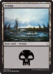 Swamp (261) - Foil