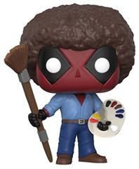 Deadpool as Bob Ross (Deadpool Parody) #319