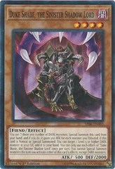 Duke Shade, the Sinister Shadow Lord - SR06-EN003 - Common - 1st Edition