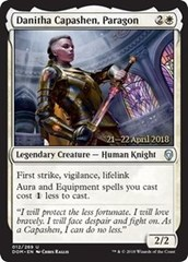 Danitha Capashen, Paragon (DOM Prerelease Foil) 21-22 April 2018
