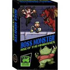 Boss Monster - Rise Of The Minibosses Expansion