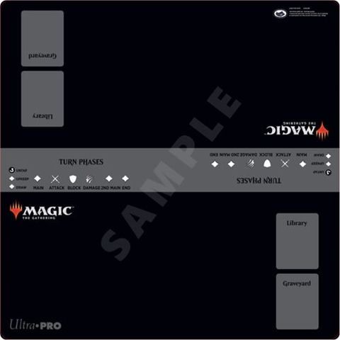 Magic The Gathering: 2-Player Battlefield Playmat 2018 - Small Planeswalker Symbol