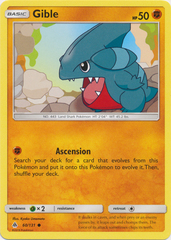 Gible - 60/131 - Common