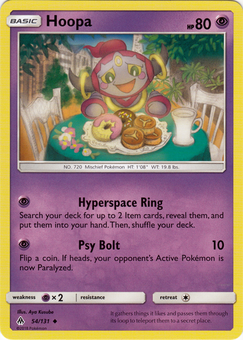 Rare NM-Mint Forbidden Light 86//131 Pokemon Florges