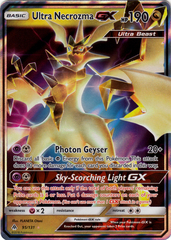 Ultra Necrozma GX - 95/131 - Ultra Rare