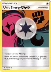 Unit Energy FDY - 118/131 - Uncommon