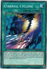 Cybersal Cyclone - FLOD-EN053 - Common - 1st Edition
