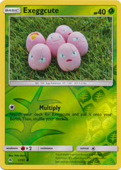 Exeggcute - 1/131 - Common - Reverse Holo