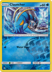 Clauncher - 25/131 - Common - Reverse Holo