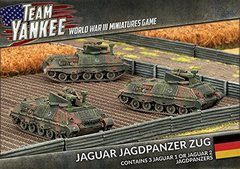 Germany: Jaguar Jagdpanzer Zug