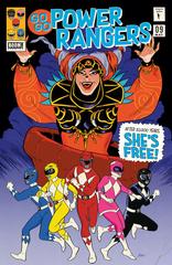 Go Go Power Rangers #9 Subscription Mok Var Sg