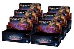 Core Set 2019 Booster Case (6 boxes - No Nexus of Fate)