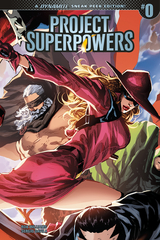 Project Superpowers #0 (Cover C - 20 Copy Incentive)