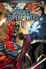 Project Superpowers #0 (Cover D - 30 Copy Incentive)
