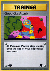 Goop Gas Attack - 78/82 - Common - 1st Edition on Channel Fireball