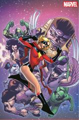 Immortal Hulk #3 (Asrar Carol Danvers 50th Variant)