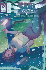 Submerged #1 (Of 4) (Mature Readers) (Cover A - Bartel)