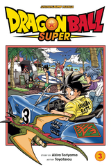 Dragon Ball Super Graphic Novel Vol 03
