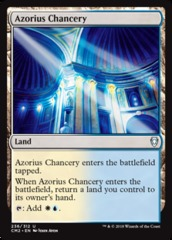 Azorius Chancery on Channel Fireball