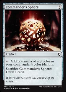 Commanders Sphere
