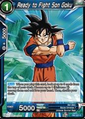 Ready to Fight Son Goku - TB1-027 - C