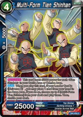 Multi-Form Tien Shinhan - TB1-033 - C