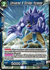Universe 9 Striker Hyssop - TB01-043 - C