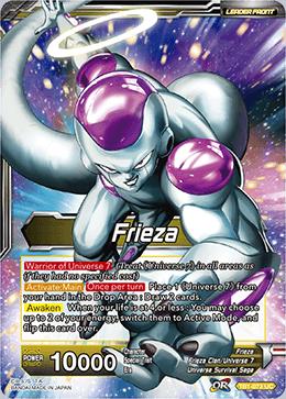 Golden Frieza, The Final Assailant // Frieza - TB1-073 - UC