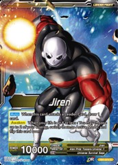 Jiren, The Ultimate Warrior // Jiren - TB1-074 - C