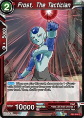 Frost, The Tactician (Foil) - TB1-019 - C