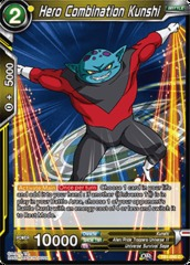 Hero Combination Kunshi (Foil) - TB1-085 - C