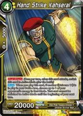 Hand Strike Kahsera (Foil) - TB1-090 - UC
