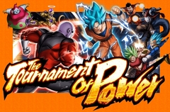 Dragon Ball Super - The Tournament of Power Booster Box
