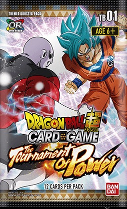 Tournament of Power Booster Pack
